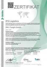 unitrans-hauptvogel-Zertifikat-IFS-Logistics