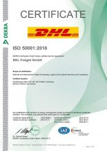 Zertifikat Energiemanagement